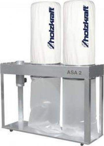 Exhaustor mobil Holzkraft ASA 2