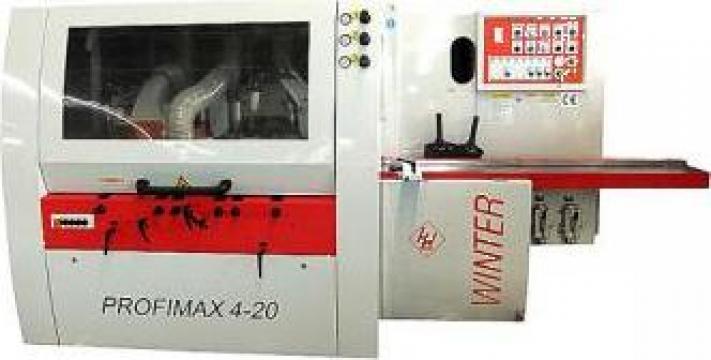 Masina de rindeluit pe 4 fete de la Seta Machinery Supplier Srl