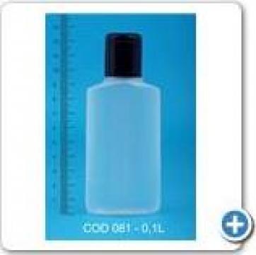 Flacon plastic la 0,1 l de la Vanmar Impex Srl