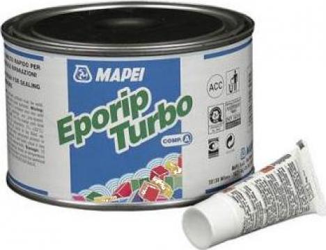 Rasina poliesterica bicomponenta Eporip Turbo de la Alveco Montaj Srl