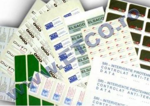 Sigilii (sticker) de la Etco Network