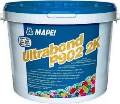 Adeziv bicomponent parchet si dusumele Ultrabond P902 2K