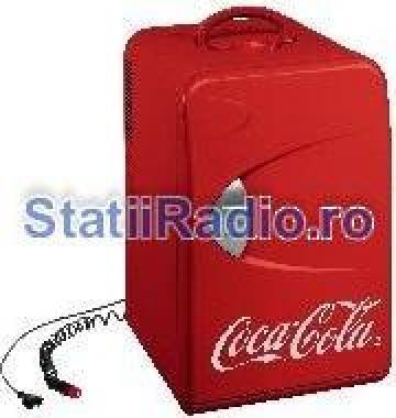 Frigider auto Coca Cola MF 15, Minifrigider de la Sc Php Comert Srl