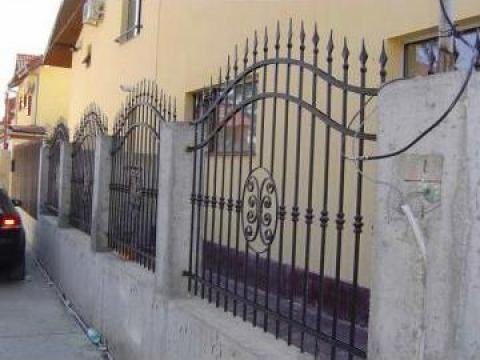 Gard fier forjat 4