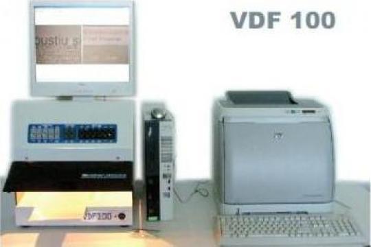 Analizor documente false VDF100 de la Optoelectronica-2001 S.a.