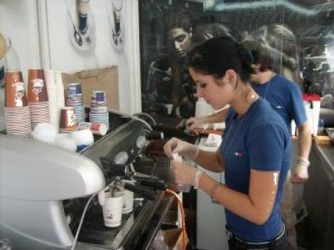 Rulota Fast Food de la Serd Rom