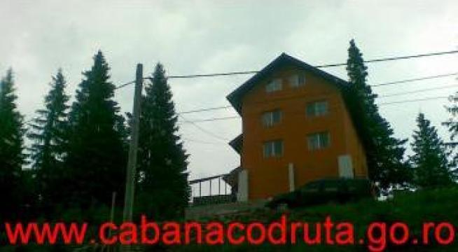 Inchiriere Cabana Codruta in statiunea montana Ranca de la Cabana Codruta