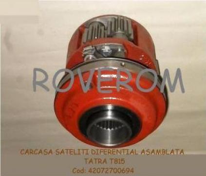 Carcasa sateliti diferential asamblata Tatra T813; T815