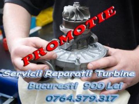 Reparatii turbina BMW320, 320d, 520d, 525, 725 de la Reparatii Turbosuflante