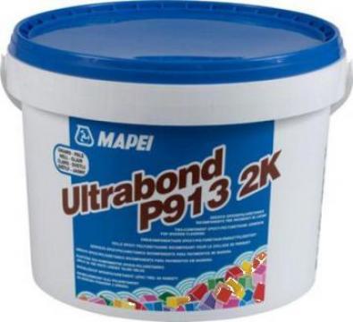 Adeziv bicomponent parchet masiv Ultrabond P913 2K