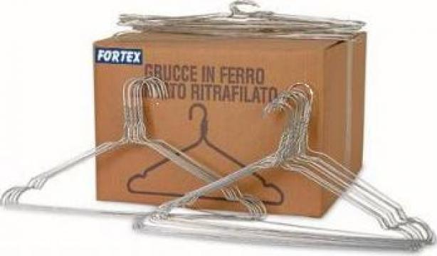 Umerase metalice pentru spalatorii 500 bucati/ cutie de la Fortex
