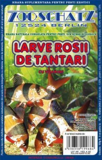 Mancare pentru pestii de acvariu de la ZooPoseidon