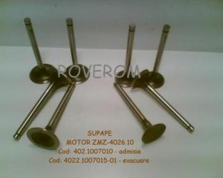 Supape motor ZMZ-4026.10
