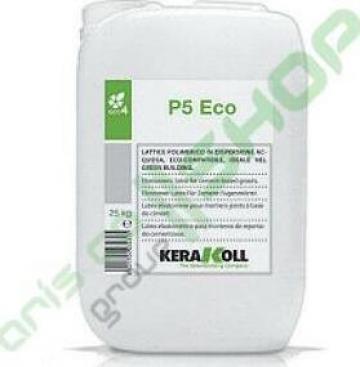 Aditiv betoane si mortare Kerakoll - P5 Eco de la DWR Ari Solutions Srl