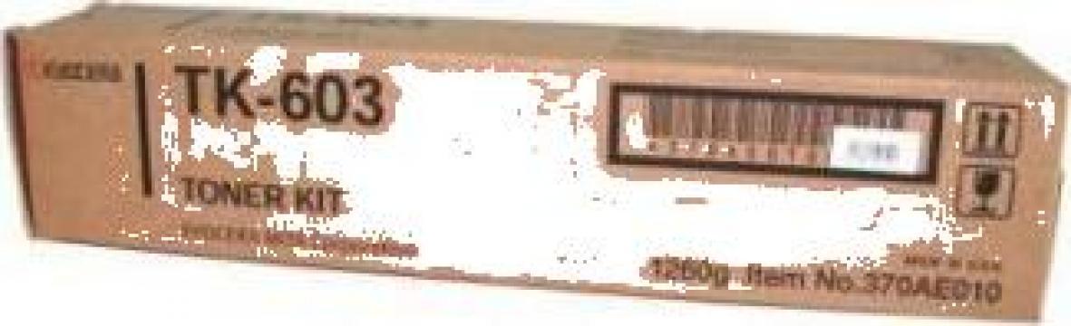 Cartus Copiator Original MITA TK-603 de la Green Toner