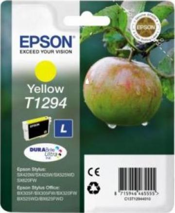 Cartus Imprimanta Cerneala Original EPSON C13T12944010 de la Green Toner
