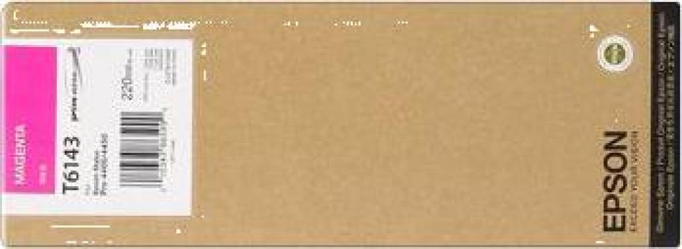Cartus Imprimanta Cerneala Original EPSON C13T614300 de la Green Toner