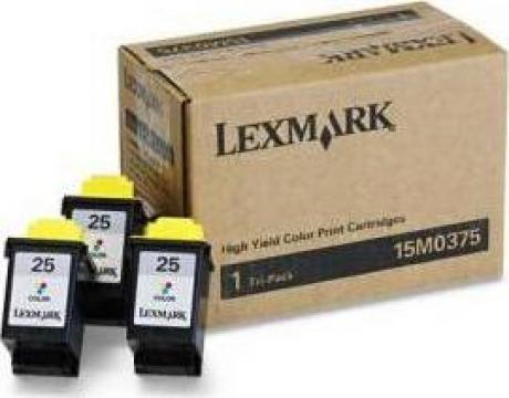 Cartus Imprimanta Cerneala Original LEXMARK 15M0375