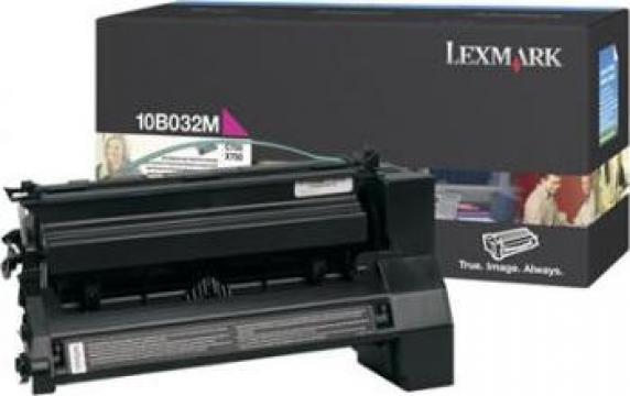 Cartus Imprimanta Laser Original LEXMARK 10B032M