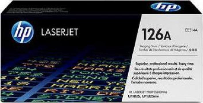 Cilindru Imprimanta Laser Original HP CE314A de la Green Toner