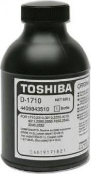 Developer copiator original Toshiba D-1710 de la Green Toner