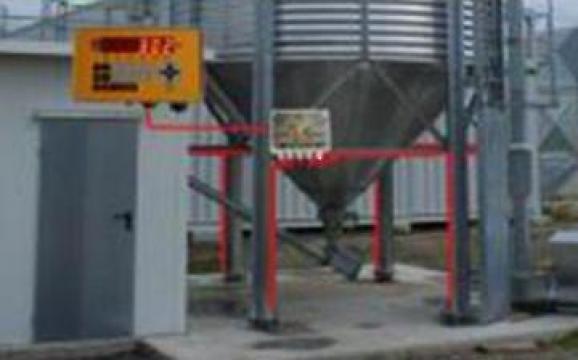 Automatizari statii betoane si asfalt de la Bioelectronic