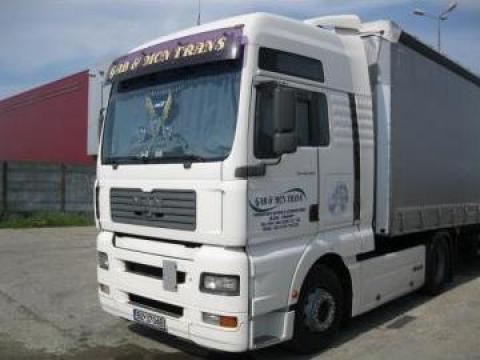 Camion MAN 18.460 xxl de la Gab & Mon Trans Srl