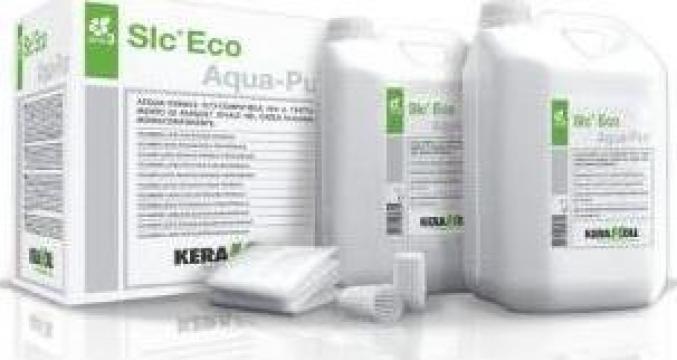 Lac parchet monocomponent Kerakoll - SLC Aqua Pur
