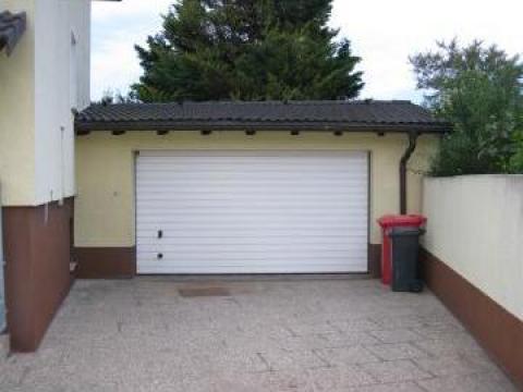 Porti de garaj sectionale