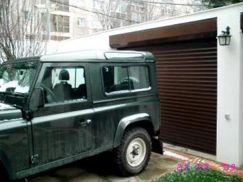 Porti de garaj rulou de la Rollux Construct