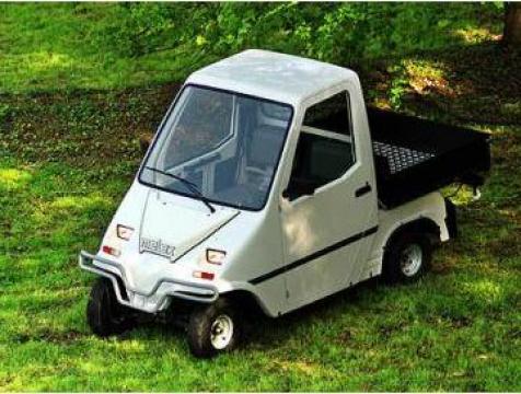 Vehicul electric transport Melex de la Redresoare Srl