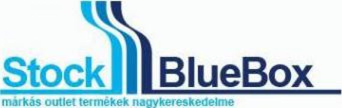 Haine de firma Stoc outlet de la Stock Blue Box