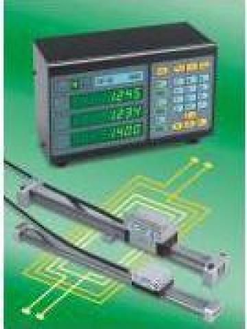 Afisaj digital pentru cote liniare/ unghiulare
