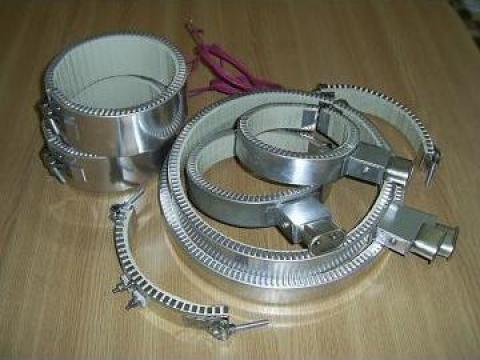 Rezistente electrice incalzitoare coliere extrudere injectie de la Tehnocom Liv Rezistente Electrice, Etansari Mecanice