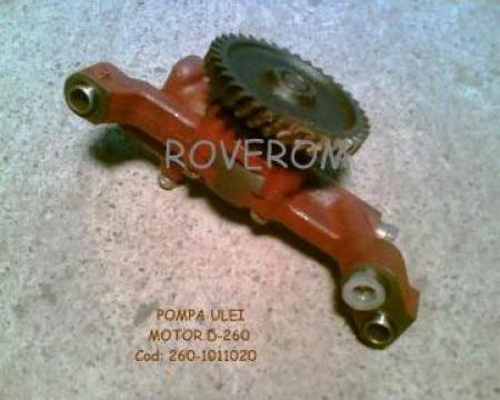 Pompa ulei motor D-260