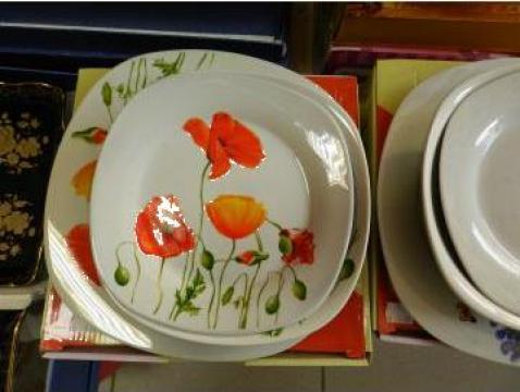 Set farfurii ceramica de la Sc Davon Srl