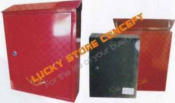 Casuta posta de la Lucky Store Solution SRL