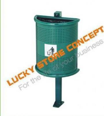Cos de gunoi urban LSC-B2508