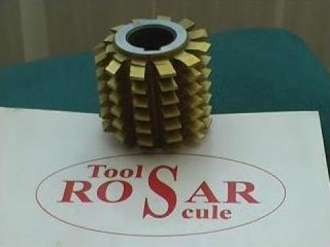 Freza melc prelucrare metal de la Rosar Sa