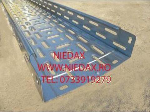 Canal cablu tabla perforata 35x100mm