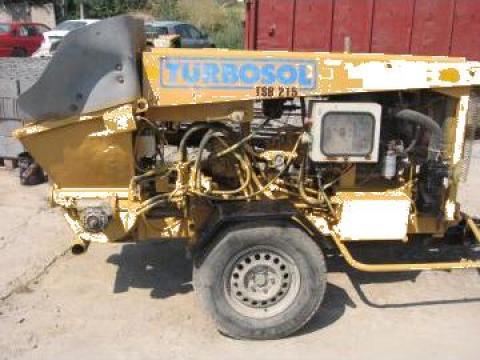 Pompa beton Turbosol de la Zmc Trading Srl