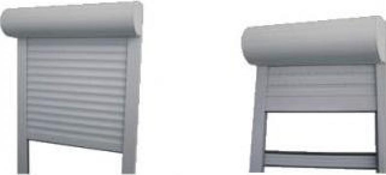 Rulouri exterioare PVC sau aluminiu/ paleta larga de culori de la Mageris Com Srl