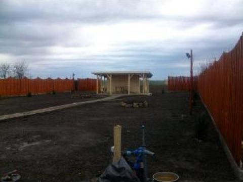 Amenajari curti, gradini si spatii verzi de la Avant Construct