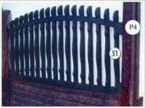 Garduri beton cu lemn prefabricate, Nr. 29 de la Amonra Sun Srl