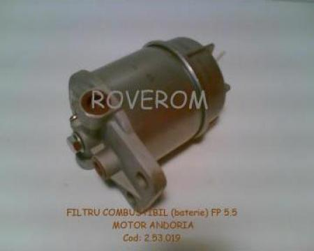 Filtru combustibil (baterie) FP 5.5 Motor Andoria euro 2; 3
