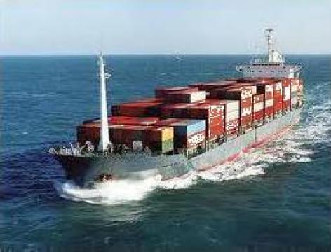 Import marfa SUA, Canada, America de Sud de la Green Marine Logistics Srl