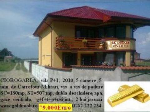 Vila P+1 Ciorogarla