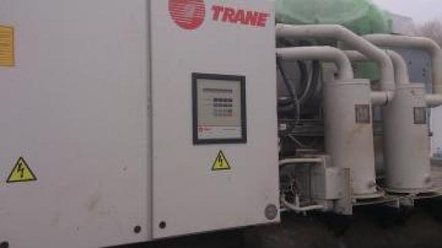 Instalatie frigorifica completa 560KW de la Frig Ardeal Srl
