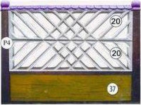 Plasa pentru gard nr. 4 de la Amonra Sun Srl