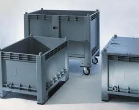 Boxpaleti plastic-lada transport